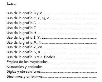 cuaderno de ortografia bis