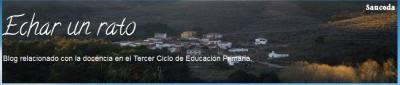 Blog de Florentino Sánchez Martín