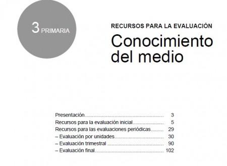Evaluacion Conocimiento Del Medio 3 E1334759214317