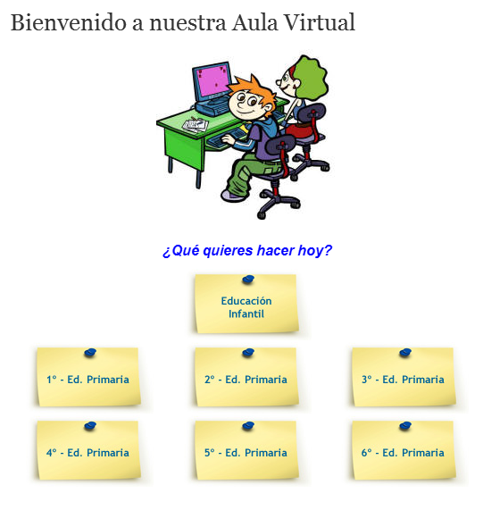 aula virtual cp la puebla