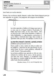 Fichas de repaso 3º y 4º primaria | Segundo Y Tercer ciclo primaria ...