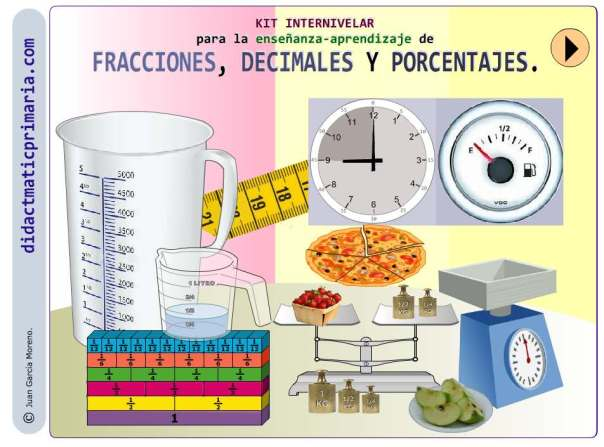 FRACCIONES, DEC DIDACMATIC
