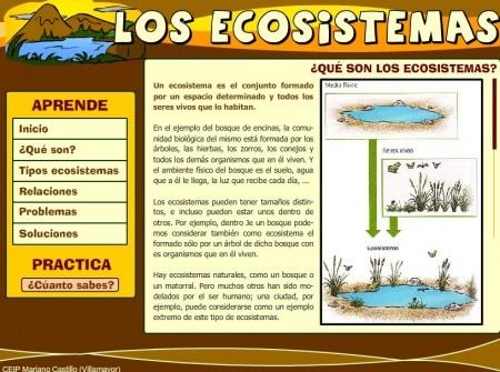 ecosistemas catedu
