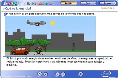 energia skool