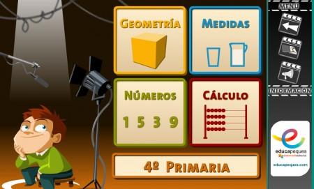 matematicas 4 educapeques