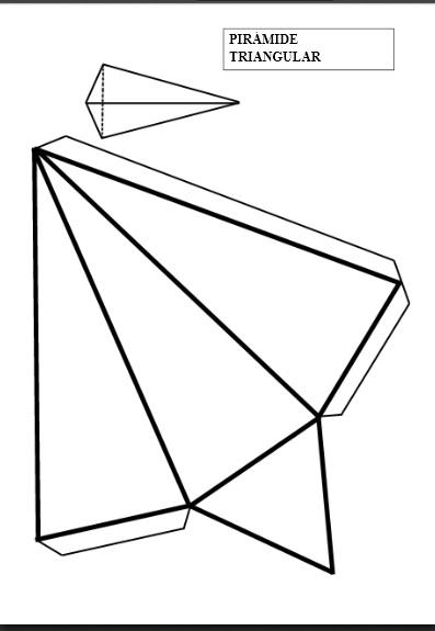 cuerpos geometricos para montar