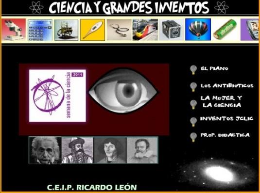 ciencia e inventos
