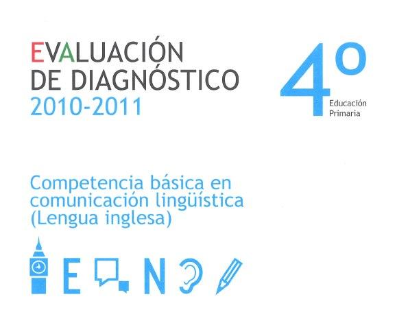 Inglés: Evaluación Competencias Básicas 4º   Segundo Y Tercer ciclo ...