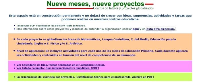 proyectos polavide