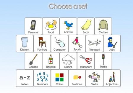 Vocabulario en ingl s segundo y tercer ciclo primaria for 10 objetos en ingles del salon de clases