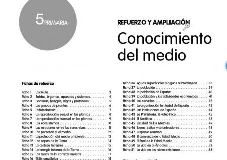 Recursos Generales Conocimiento Medio 5 – Segundo Y Tercer ciclo ...