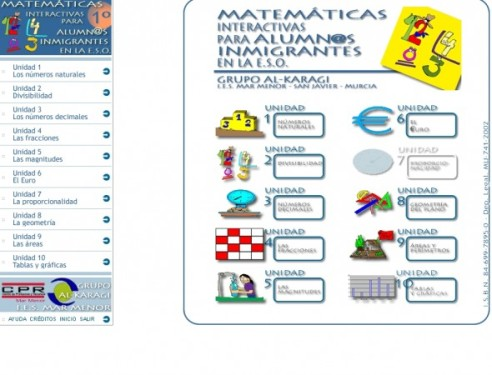 matematicas magrebies