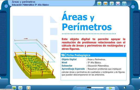 areas y perimetros