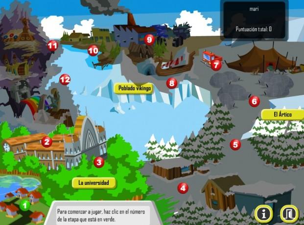 mision en el Artico mates 5