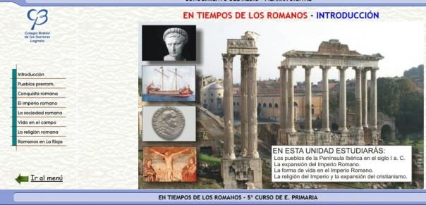 prerromanos y roma