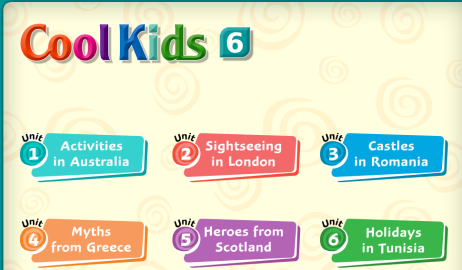 COOL KIDS 6