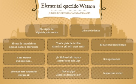ortografia watson