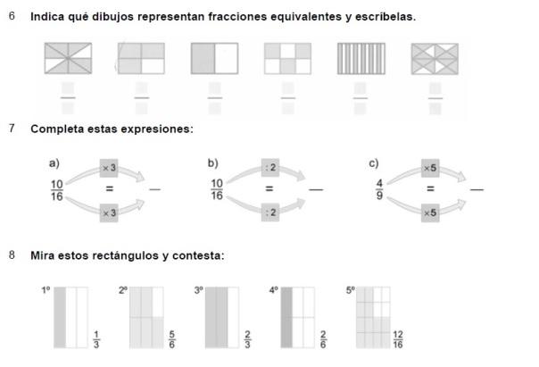 Cuadernos de problemas con fracciones | Segundo Y Tercer ciclo ...