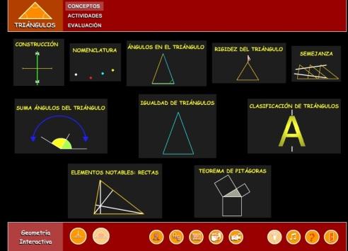 angulos y triangulos