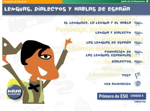 lenguas españa