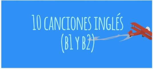 10 canciones para aprender ingles