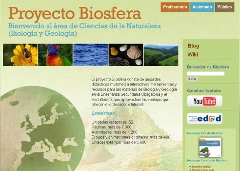 proyecto biosfera