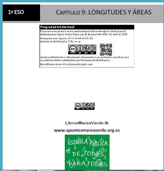 Matematicas 1 Eso Marea Verde Segundo Y Tercer Ciclo Primaria Secundaria Eso Ejercicios Recursos Y Actividades