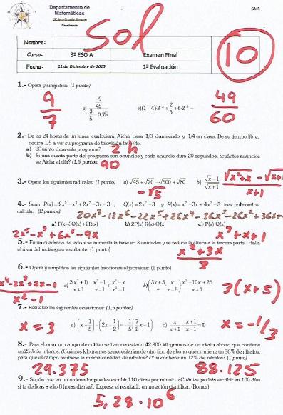 examen 1 eva