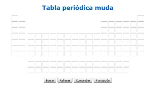 La tabla peridica de elementos segundo y tercer ciclo primaria tabla periodica muda urtaz Choice Image
