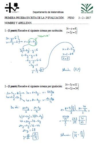 2 evaluacion