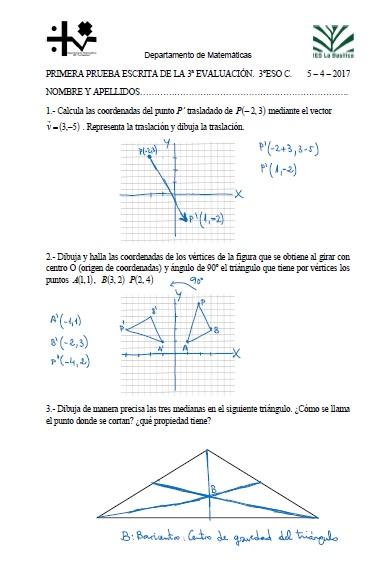 3 evaluacion